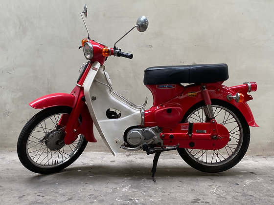 '79 HONDA C50Z2