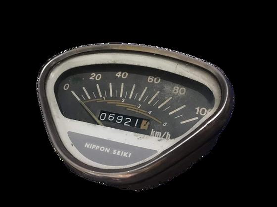 60s SPEEDOMETER SS50 5 SPEED