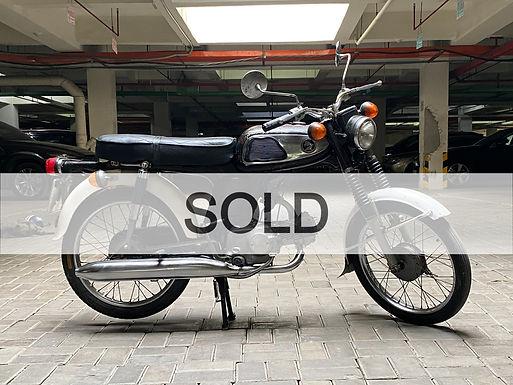 1967 Honda SS50