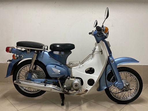 1977 HONDA C50