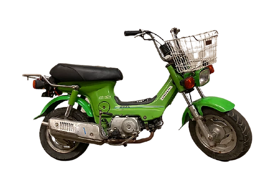 1981 HONDA CF50 Chaly