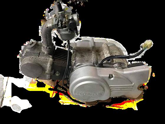 Honda CD50 blok met carburateur