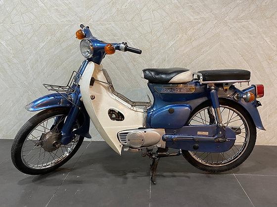 '78 HONDA C50 K1