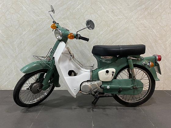 '66 HONDA C50 CY