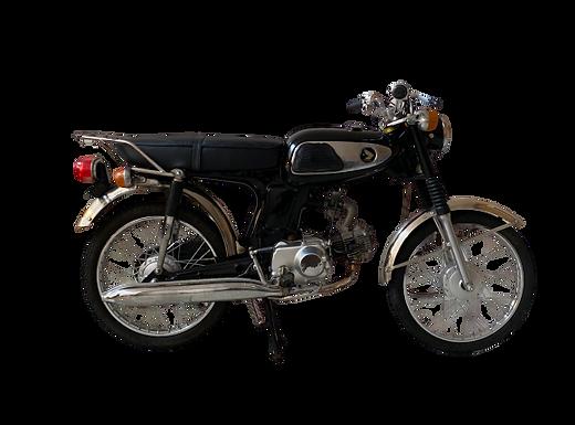 1971 HONDA SS50