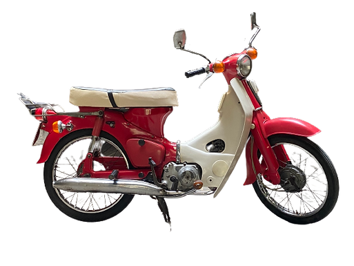 79 Honda C50Z2