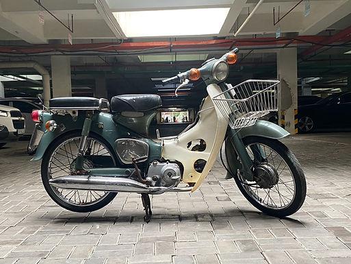 1978 HONDA C50