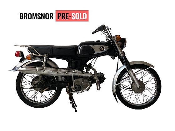 '72 HONDA SS50V
