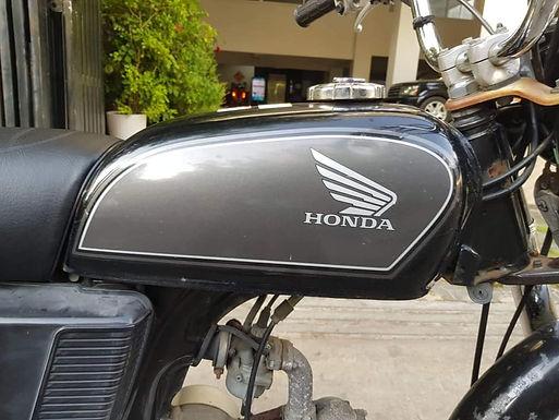 2004 HONDA Benly CD50