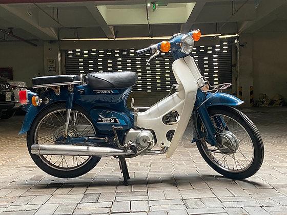 '81 HONDA C50