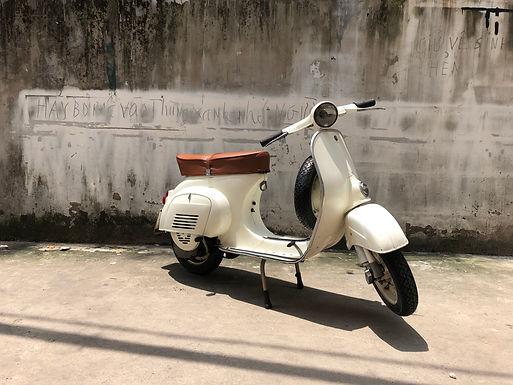 VESPA 50cc