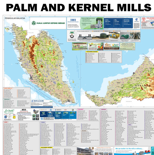 Palm and Kernel Mills - Malaysia (Advert