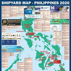 Shipyard Map - Philippines