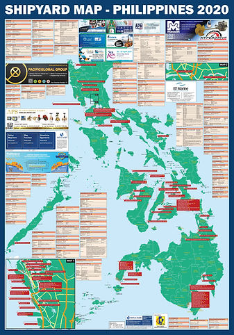 Shipyard Map - Philippines 2020