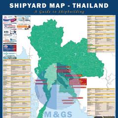 Shipyard Map - Thailand
