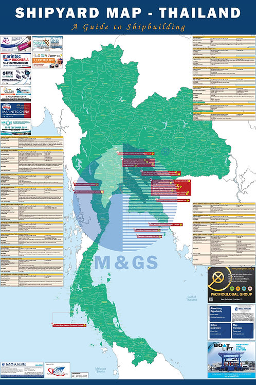 Shipyard Map - Thailand (ADV)