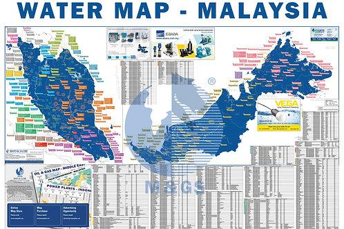 Water Map - Malaysia (ADV)