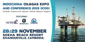 mapsglobespecialist | IndoChina Oil and Gas Expo and Conferenc