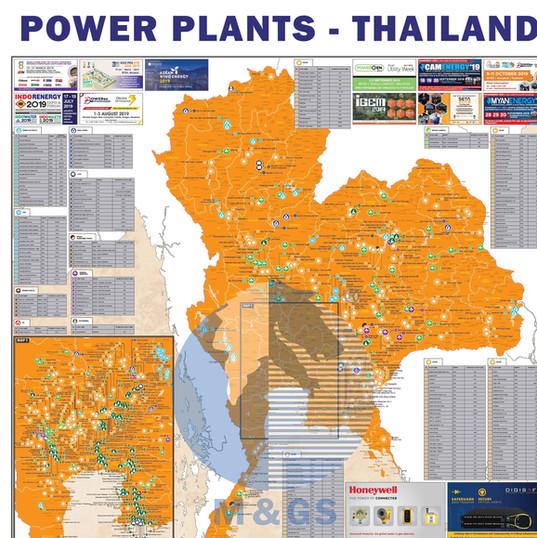Power Plants - Thailand