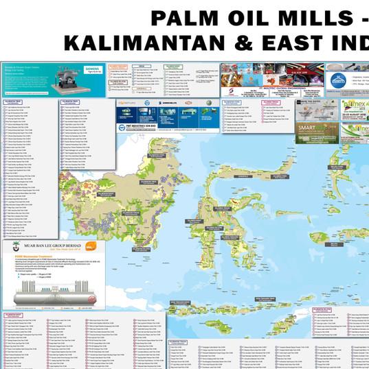 Palm Oil Mills - Kalimantan _ East Indon
