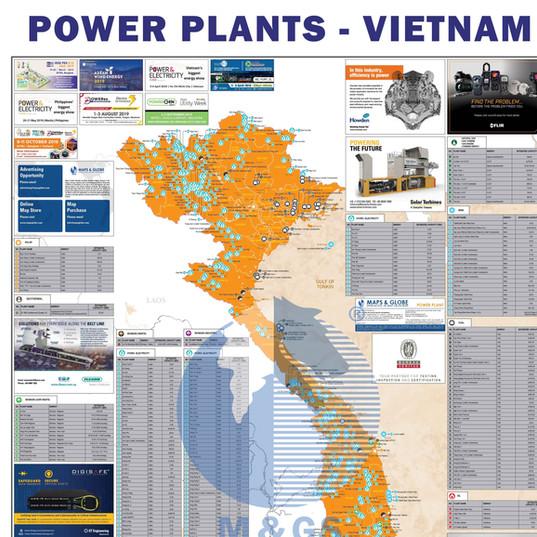 Power Plants - Vietnam