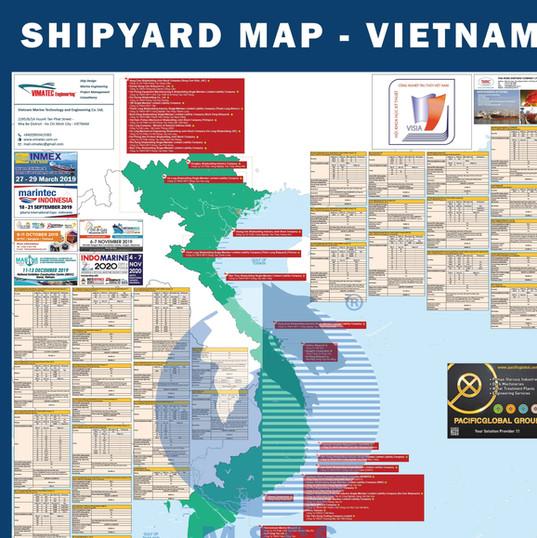 Shipyard Map - Vietnam