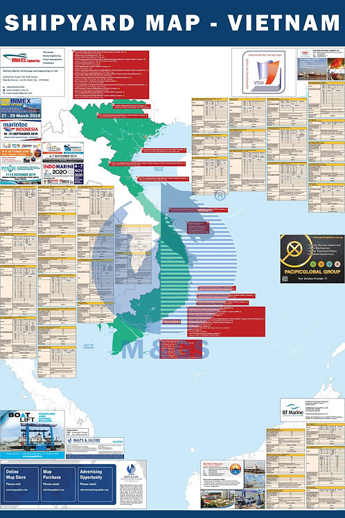 Shipyard Map - Vietnam (ADV)