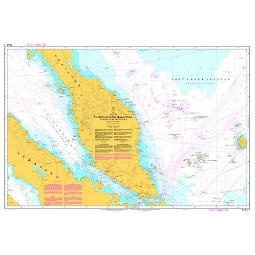 MAL 5 - PENINSULAR MALAYSIA