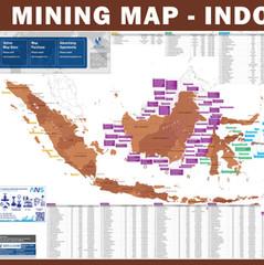 Mining Map - Indonesia