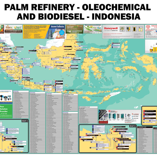 Palm Refinery - Oleochemical and Biodies