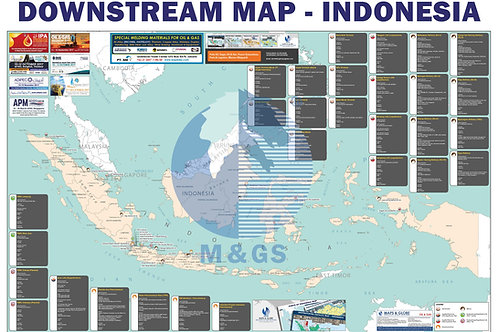 Downstream Map - Indonesia (ADV)