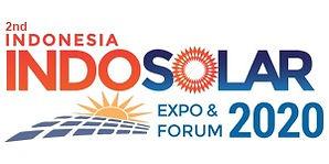 logo - INDOSOLAR 2020- to Maps& Globe.jp