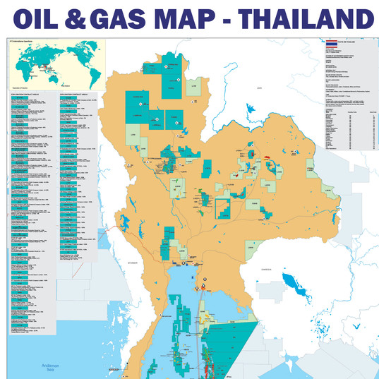 Oil and Gas Thailand
