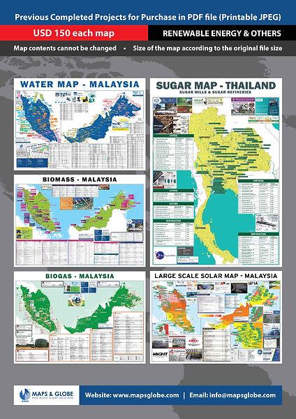 M&GS - A4 Past Map Sale Flyer - Renewabl