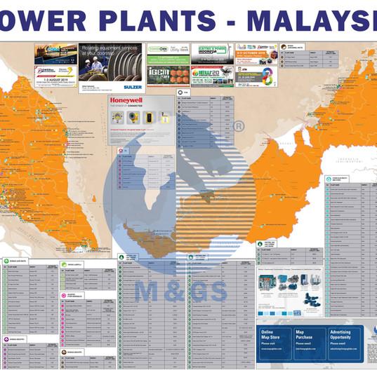 Power Plants - Malaysia