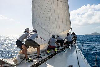 Défi Antigua 360 course de voile