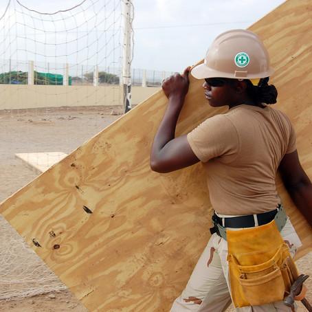 Discrimination féminine dans la  construction : En quoi les femmes sont un atout sur les chantiers ?