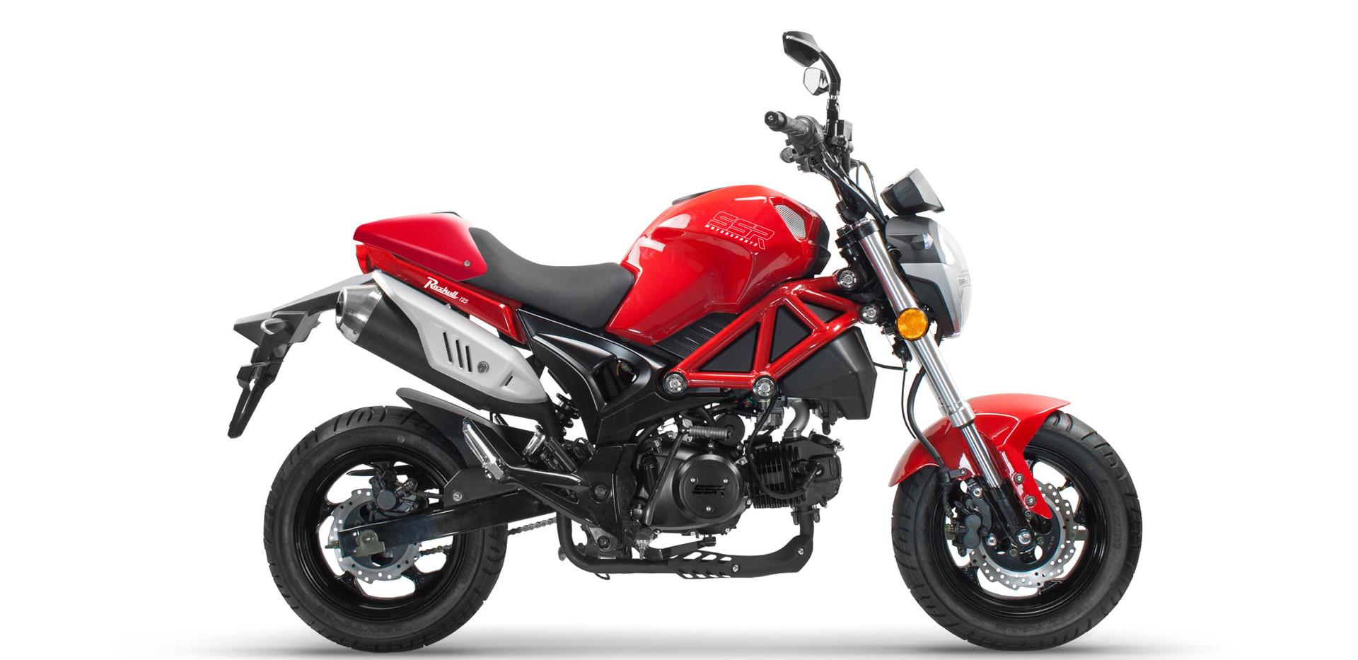 SSR Razkull Red MSRP $1999