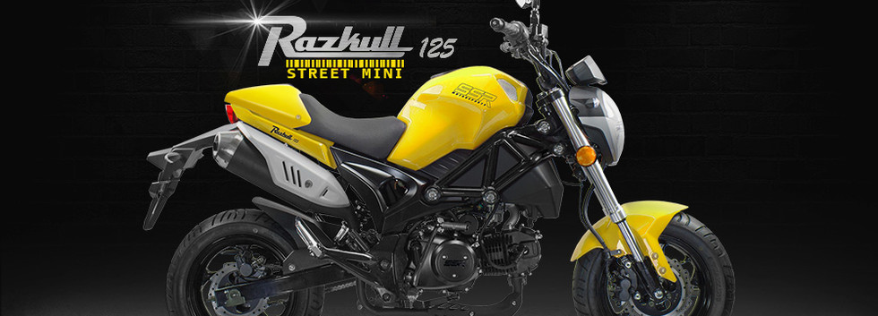 SSR Razkull Yellow MSRP $1999