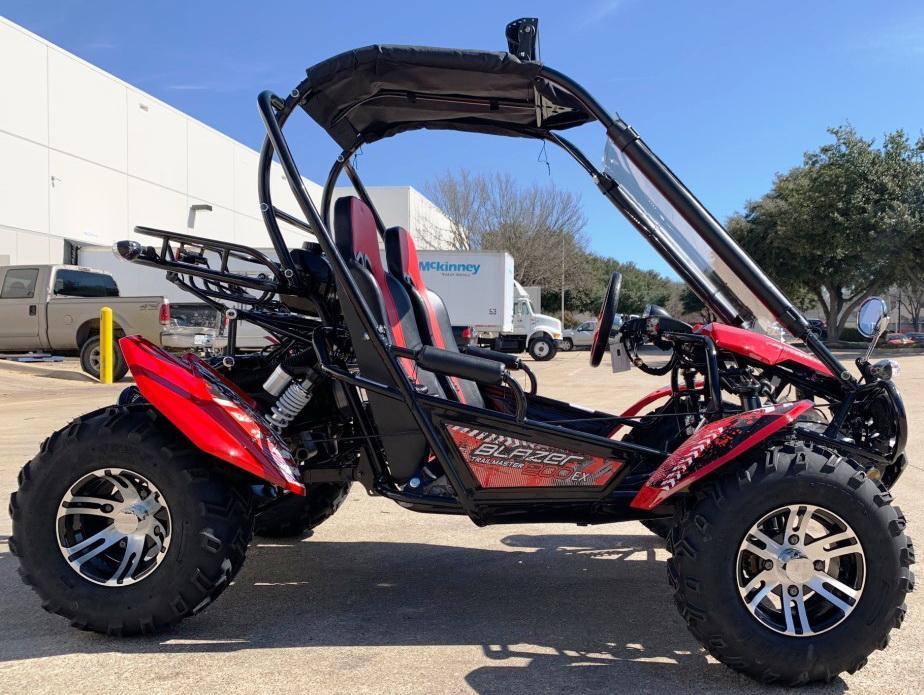 Blazer 200 EX