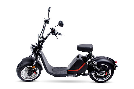 3.0 Electric Fat Tire Scooter - 3000 Watts
