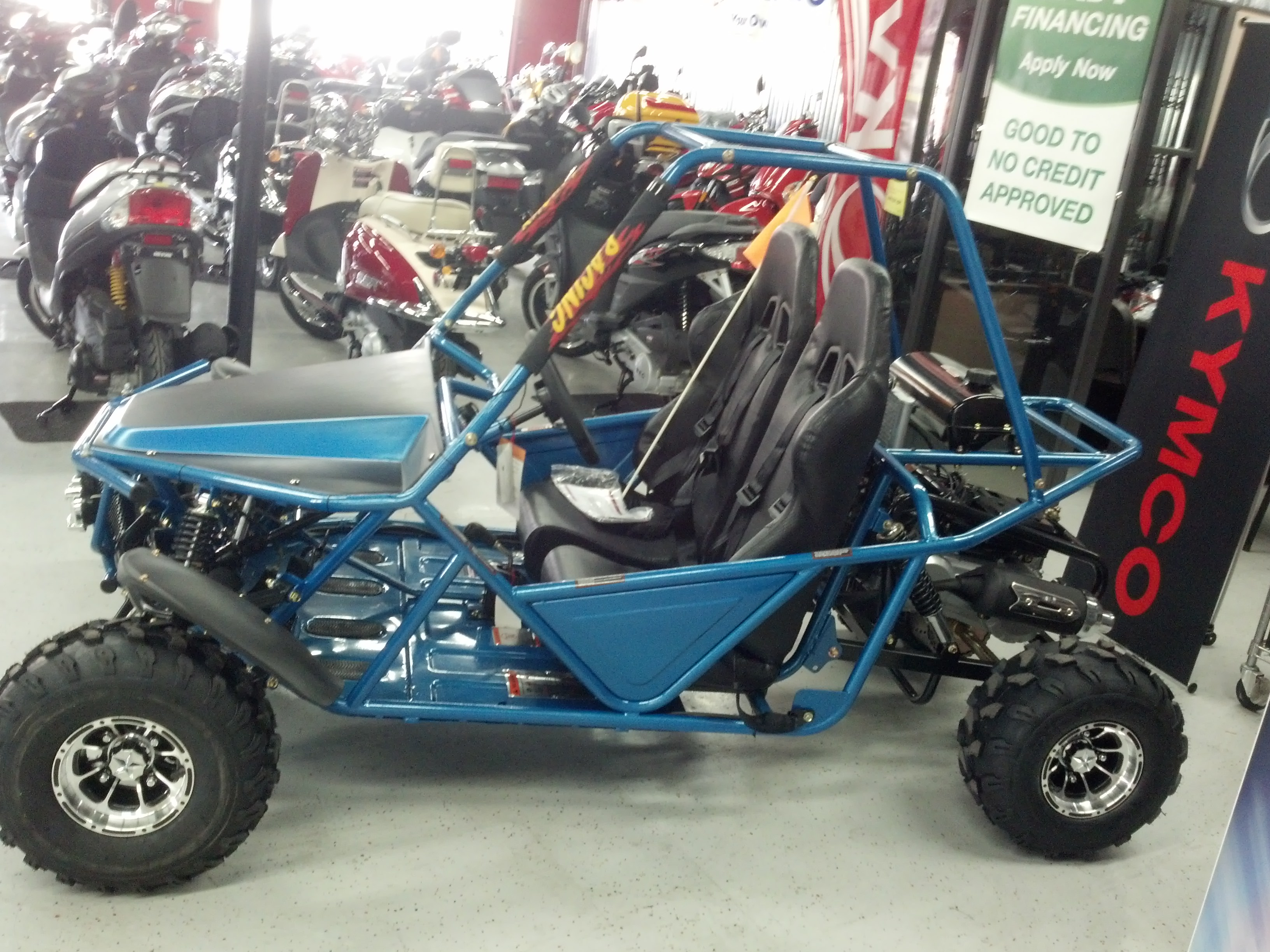 Phoenix, AZ source for low-cost Buggies and Go Karts