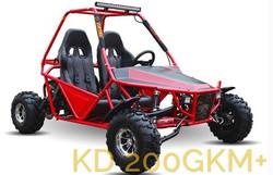 200 Go Kart