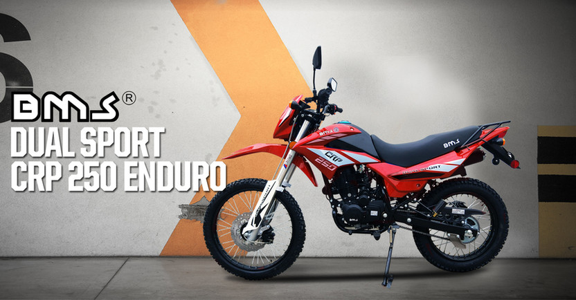 BMS Enduro CRP250 MSRP $2199