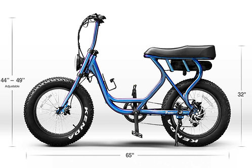 Popstar Electric Bicycle