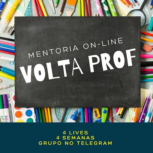Mentoria Volta Prof (MVP)