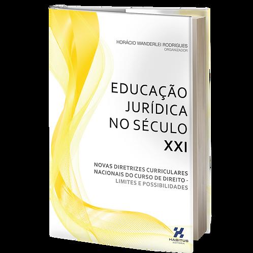Livro: Educação Jurídica no Século XXI