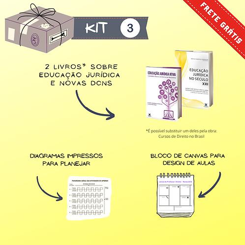 Kit Docência ATIVA 3