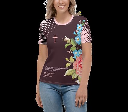 Isaiah 40:8 Women's T-shirt