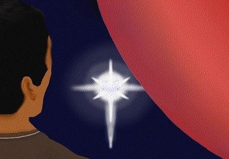 The Wise men of Christmas, Star of Bethlehem